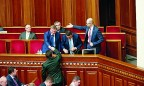Under the pretext of elections the Rada is convened to vote for the Cabinet's laws