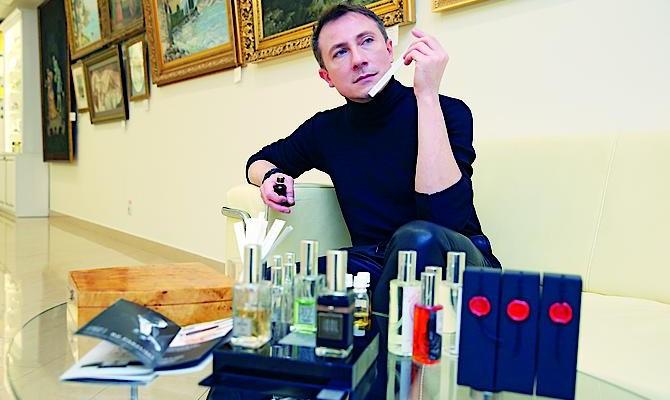 В Украине растет спрос на эксклюзивные духи от отечественных парфюмеров