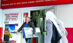 Hryvnia devaluation provoked the growth of sales of household appliances and premium alcoholic beverages