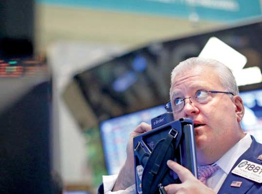 trader finanziario