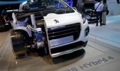 Peugeot Citroen подтвердил сделку с Dongfeng