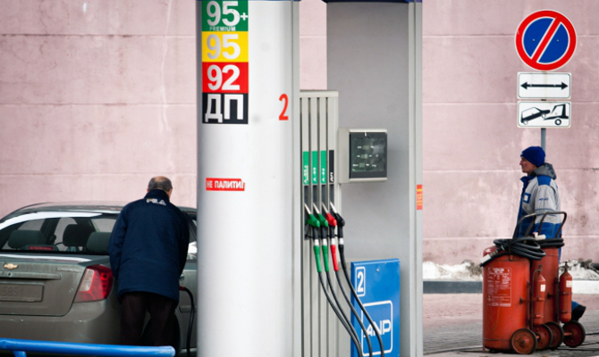 Crimean gas stations are up for sale