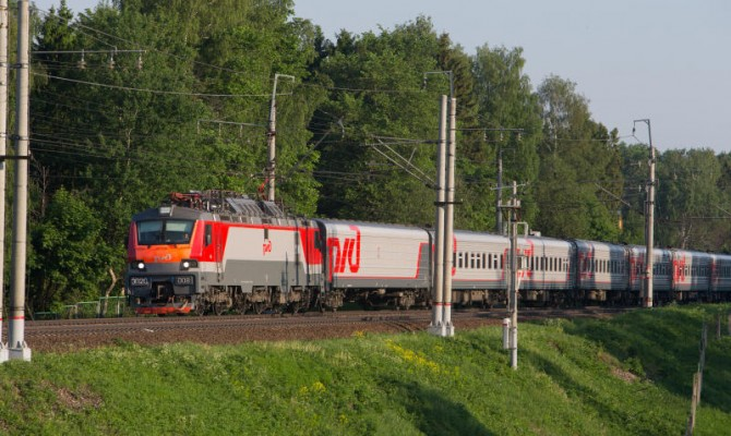 Russian Railways The Federal 104