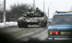 LPR and DPR announced beginning of withdrawal of heavy equipment from the front line