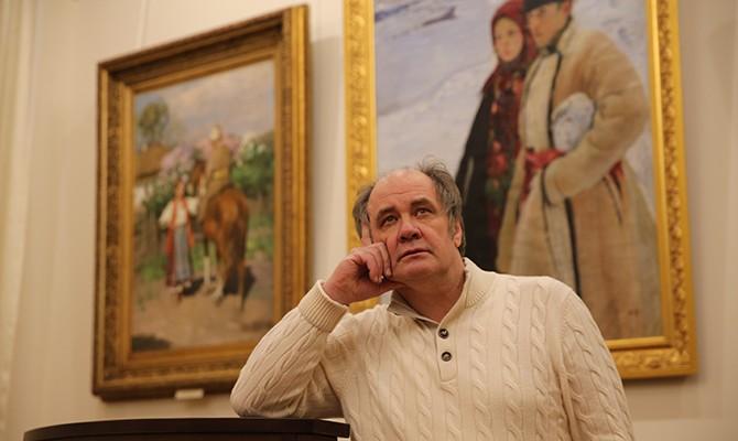 Аукционы русской живописи: продажа картин на аукционах