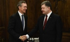 Poroshenko, Stoltenberg negotiating in Munich