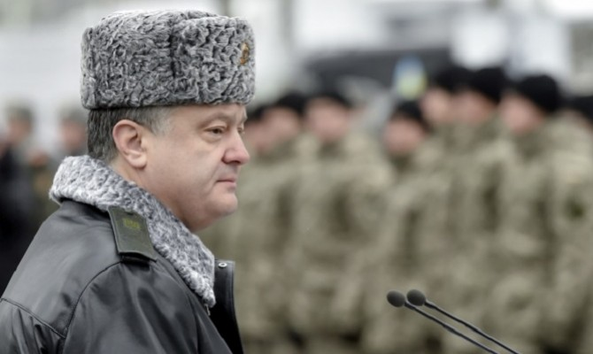 Martial law to be imposed across Ukraine unless peace is established — Poroshenko