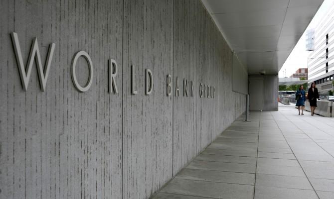 Всемирный банк прогнозирует падение экономики Украины в 2015 году на уровне 7,5