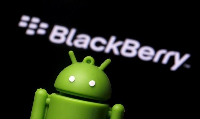 В ноябре появиться новый смартфон BlackBerry