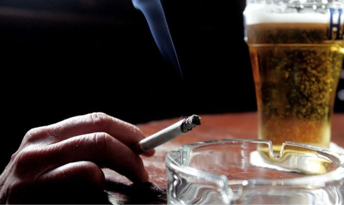 МВФ закликає підвищити акциз на цигарки та пиво