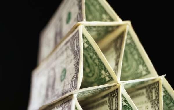 пирамида финансы