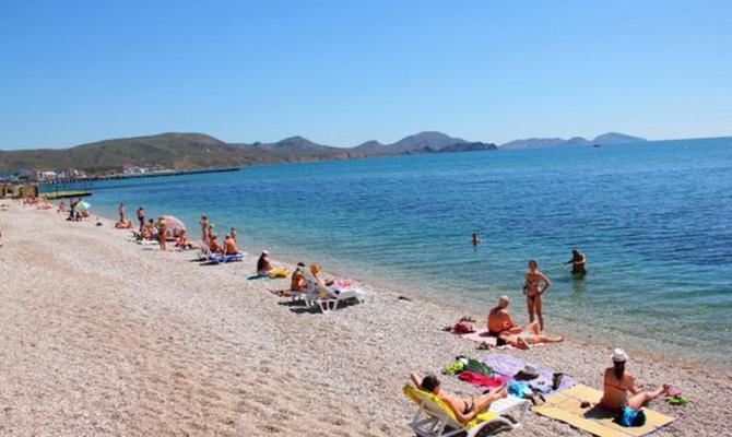 В Крыму насчитали более трех миллионов туристов