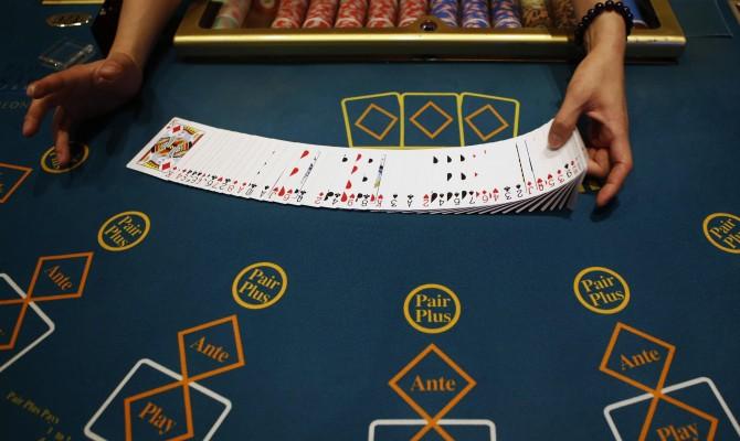 Как в Украине предлагают вернуть казино - Экономика