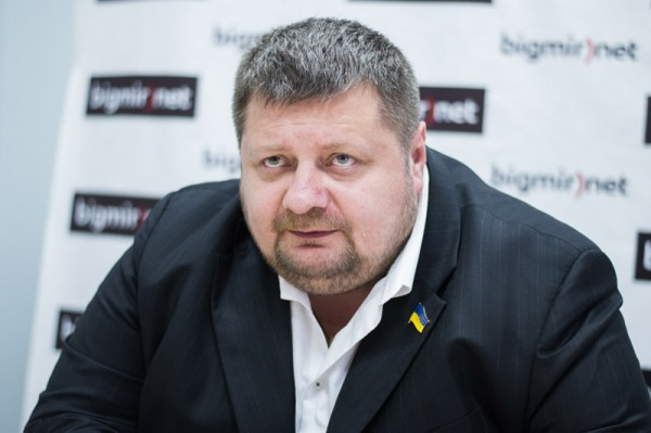 """Мосийчук назвал ГПУ """"барыгами"""" в связи с обыском у Рыбалки"""