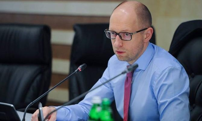 Премьер заявил о готовности Украины судиться с Россией