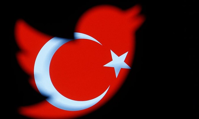 Турция оштрафовала Twitter за пропаганду терроризма