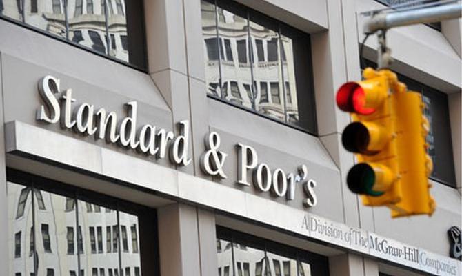 S&P подтвердило Украины