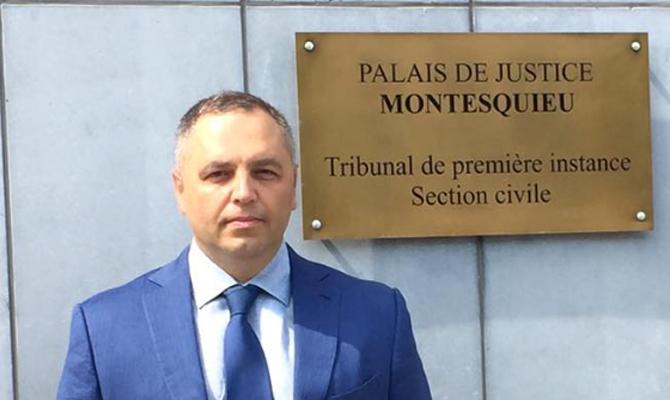 Решение Европейского суда посанкциям вотношении Портнова вступило всилу
