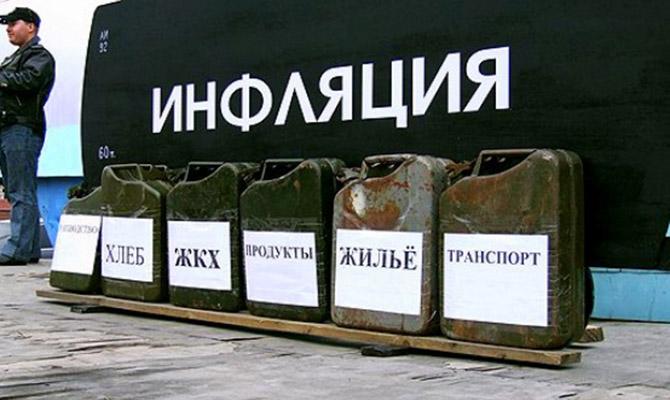 Сначала следующего года вгосударстве Украина предполагается незначительный рост цен— Минэкономразвития