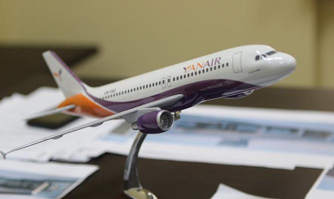 Запуск аэропорта в Житомире перенесли на 29 января