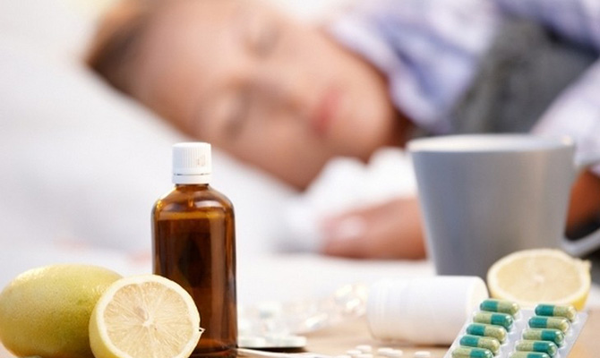 Встолицу Украинского государства пришла эпидемия гриппа: занеделю погибли 14 человек
