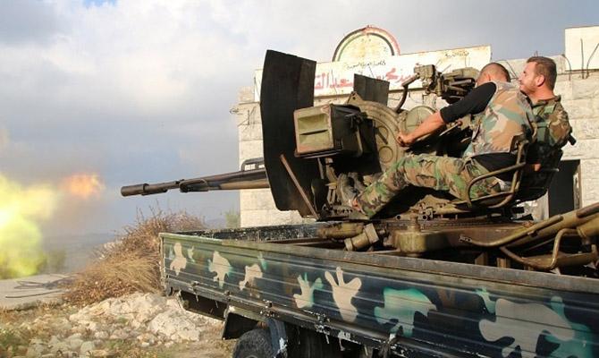 Российская Федерация иСША согласовали режим предотвращения огня вСирии