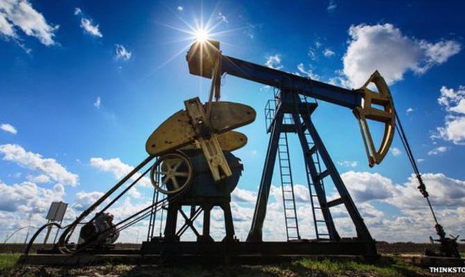 Нефть Brent торгуется выше 35 долларов за баррель