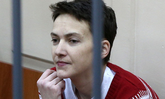 Полозов: КСавченко вплоть доэтого времени непускают украинских мед. сотрудников