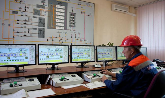 Запасы газа вПХГ Украины засутки снизились на0,5%