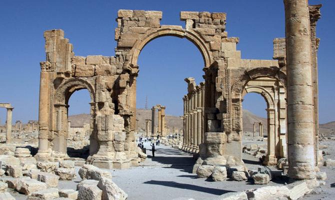 ЮНЕСКО создала фонд по восстановлению Пальмиры