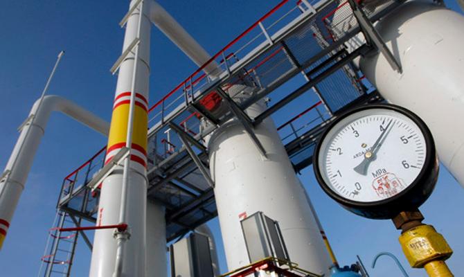 «Газпром» снизил цену нагаз для государства Украины