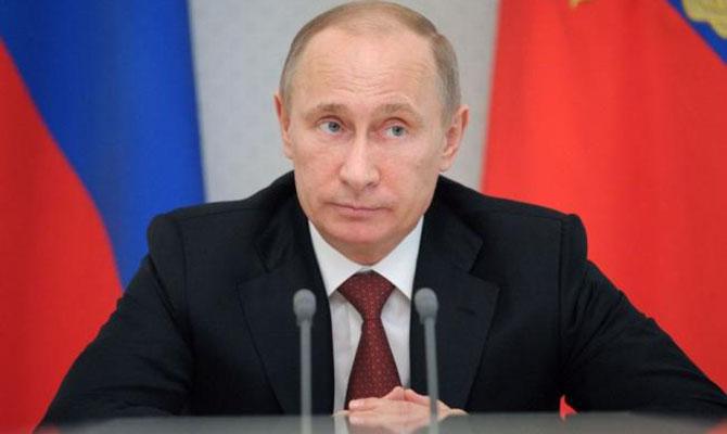 Путин пообещал сегодня запустить третью цепь энергомоста в оккупированный Крым