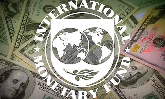 $1,7 млрд отМВФ ожидают доконца июня