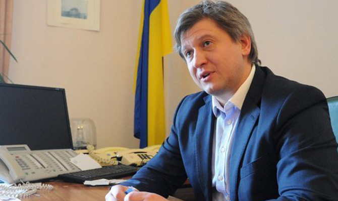 Вгосударстве Украина будет устранена налоговая полиция — Данилюк