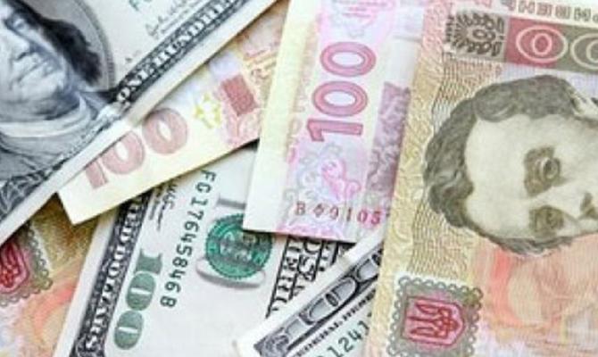 Госдолг страны замесяц вырос практически на $1 млрд— министр финансов Украины