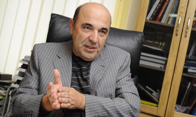 Вадиму Рабиновичу стыдно за«Оппозиционный блок»