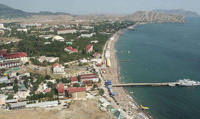 В руководстве Крыма опровергли снижение интереса котдыху наполуострове
