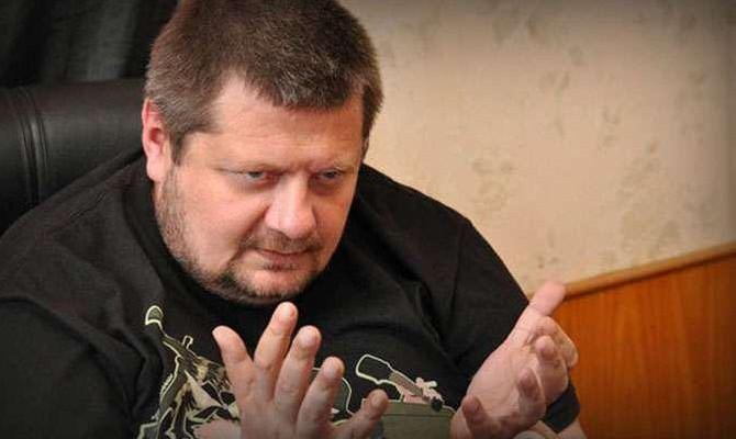 ГПУ отозвала ходатайство обаресте Мосийчука
