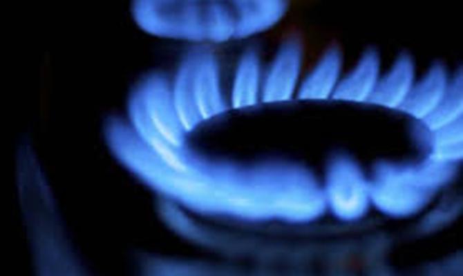 Украина увеличила запасы газа вхранилищах до9 млрд кубометров