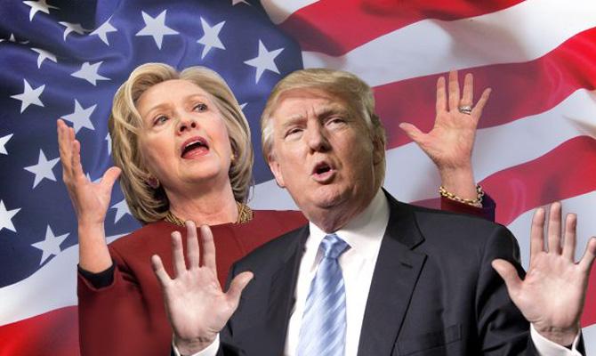 Клинтрамп или Трамплинтон