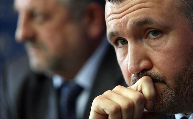 Холодницкий заявляет, что вернул вГПУ дела Кузьмина иВойченко