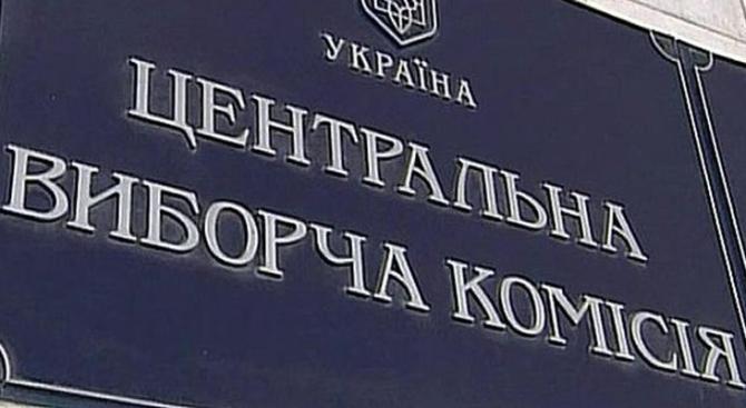 ЦИК завершила регистрацию претендентов внардепы напромежуточных выборах