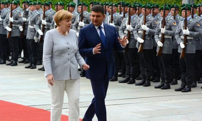 Brexit неповлияет напредоставление безвизового режима Украине— Меркель