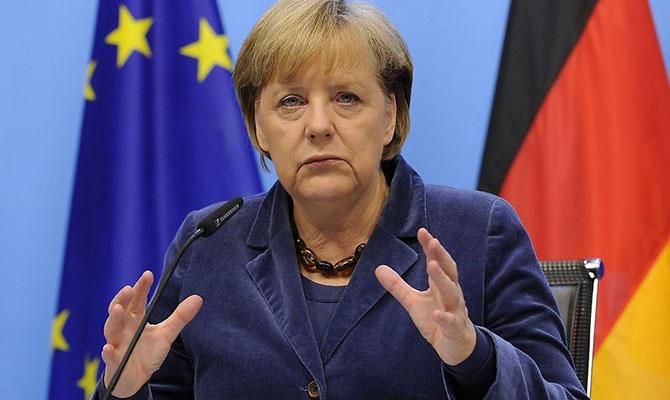 Brexit неизменит курса европейского союза нарасширение— Канцлер ФРГ