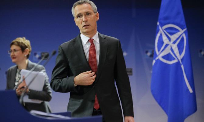 Столтенберг назвал «полезным» совещание Совет РФ-НАТО