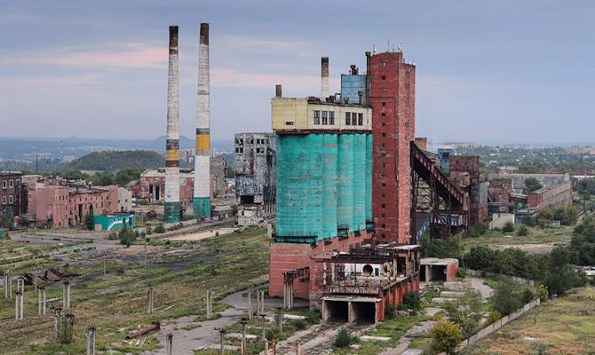 «Украинская биржа» выводит акции «Донецккокс» из биржевого списка