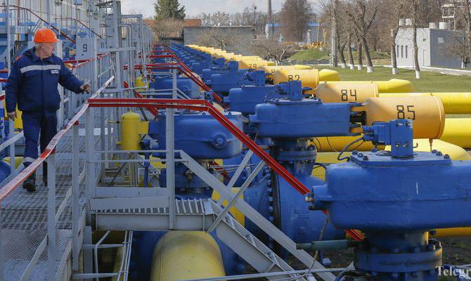 Словакия увеличивает поставки газа в государство Украину