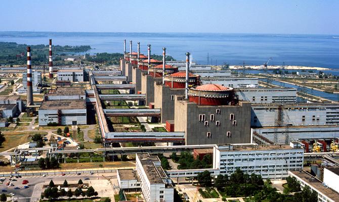 Запорожская АЭС вконце июля начнет полноценный ремонт энергоблока №4