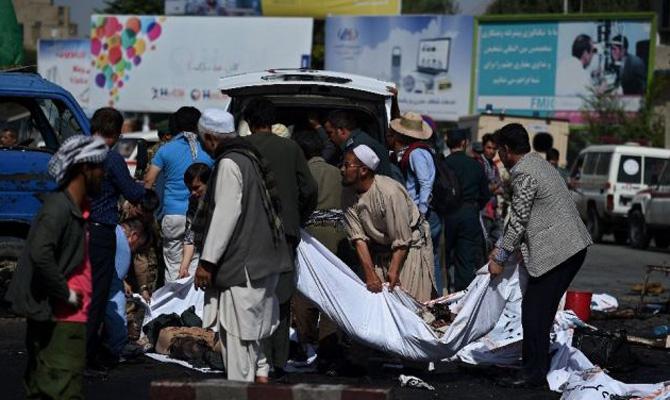 Количество жертв теракта вКабуле превысило 80 человек