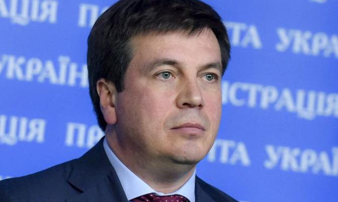 Украина готова поставлять промышленную продукцию в Китай, — Зубко